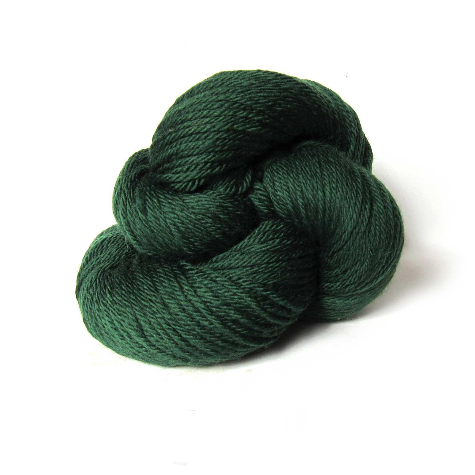 Forest Green Louet Gems 100% Merino Superwash Yarn