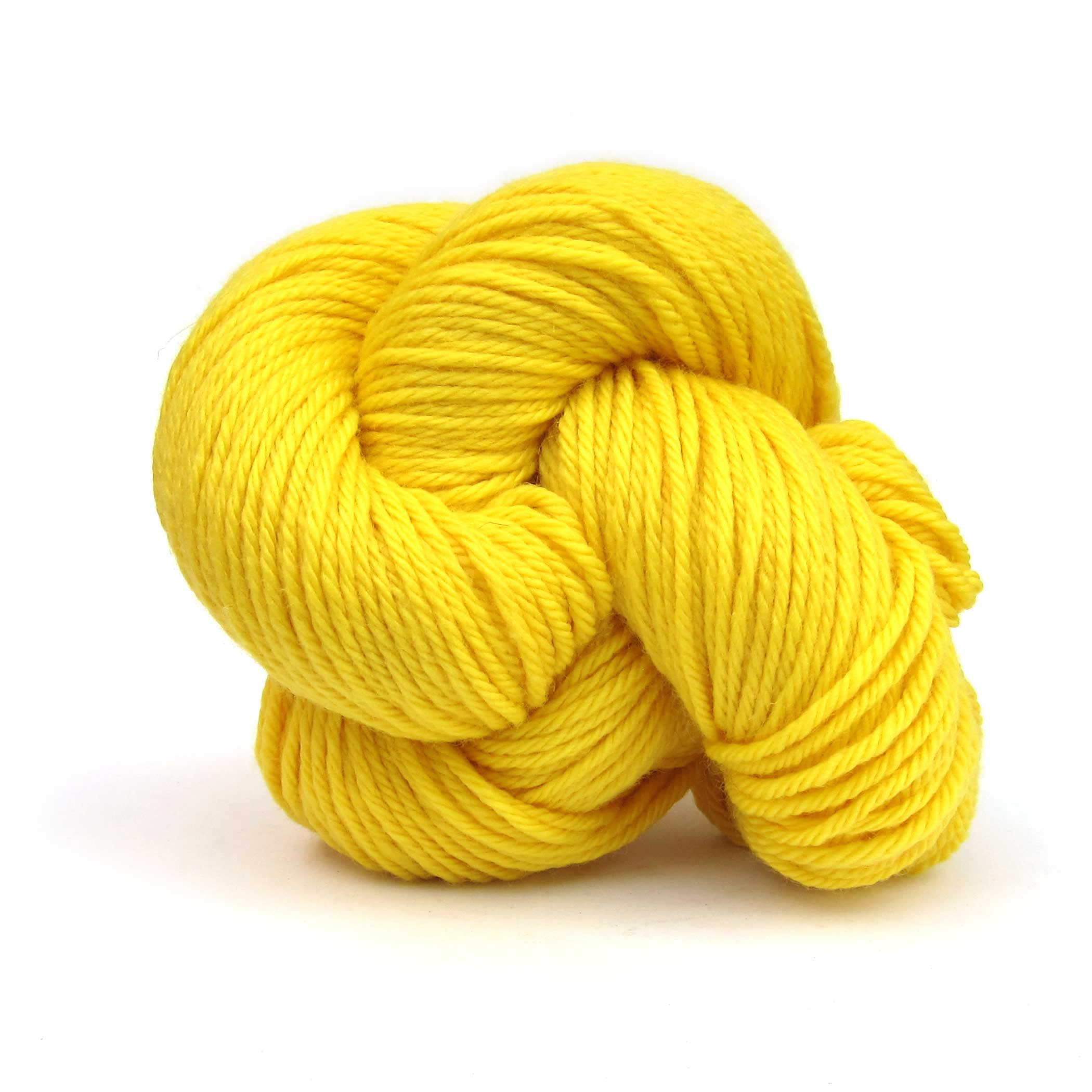 Lemon Louet Gems 100% Merino Superwash Yarn