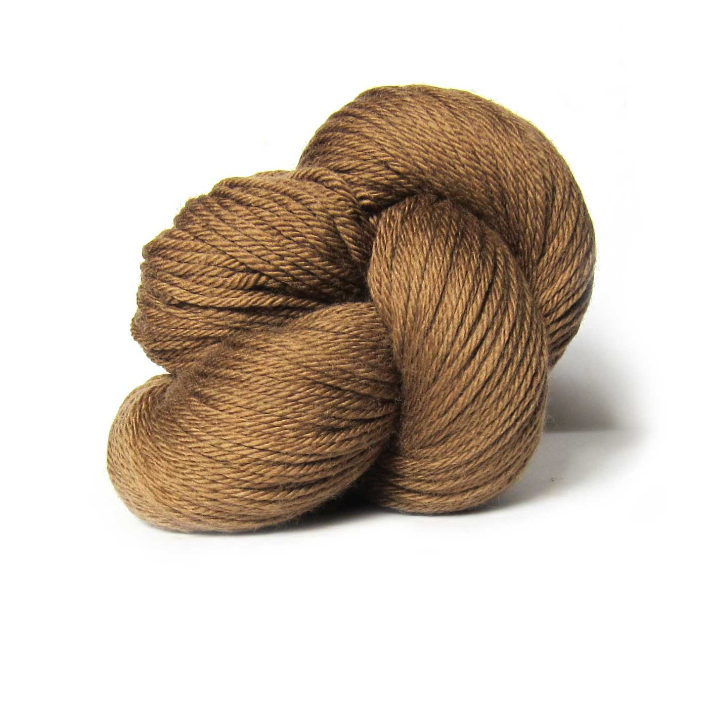 Milk Chocolate Louet Gems 100% Merino Superwash Yarn