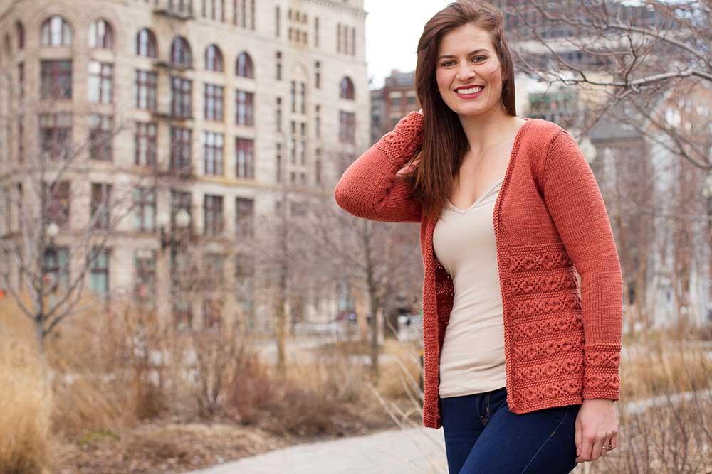 wool sweater knitting pattern