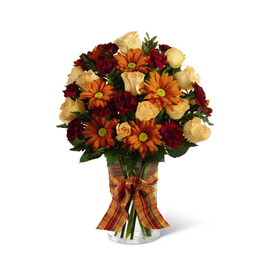 FTD Golden Autumn Sudbury Flower Delivery L Lougheed