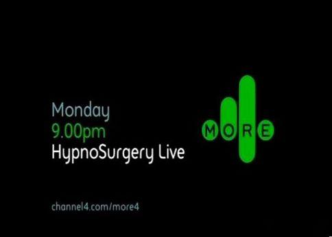 more4 HypnoSurgery Live Promo
