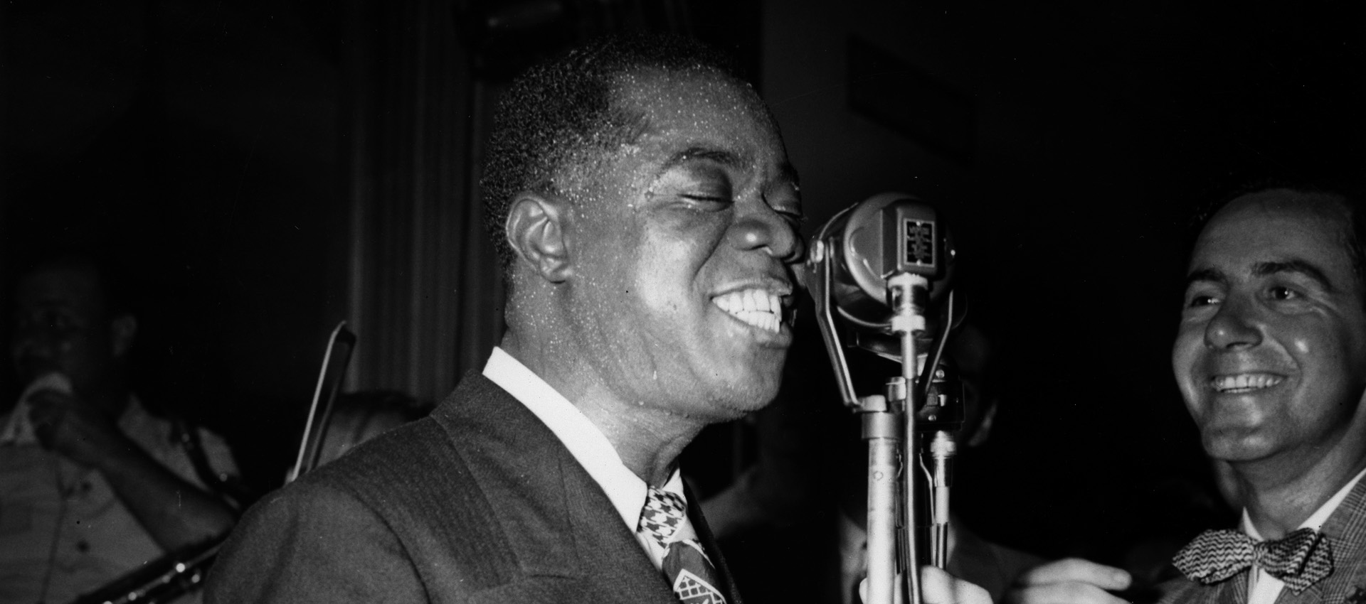 Louis Armstrong  Louis Armstrong Home Museum