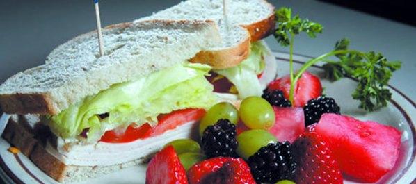 Louisa's Turkey Sandwich