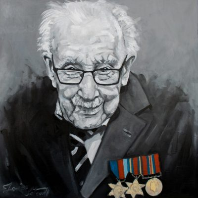 Capt Tom More - Louise Catterall