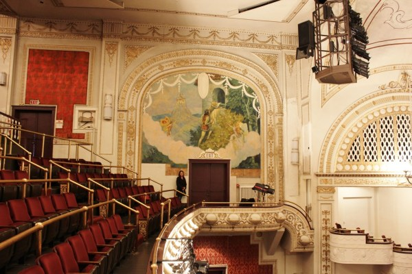 Manos Palace Theater Greensburg Pa Louis Grell Foundation