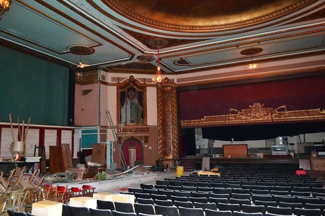 Retlaw Theatre Fond du Lac WI 1925  Louis Grell Foundation