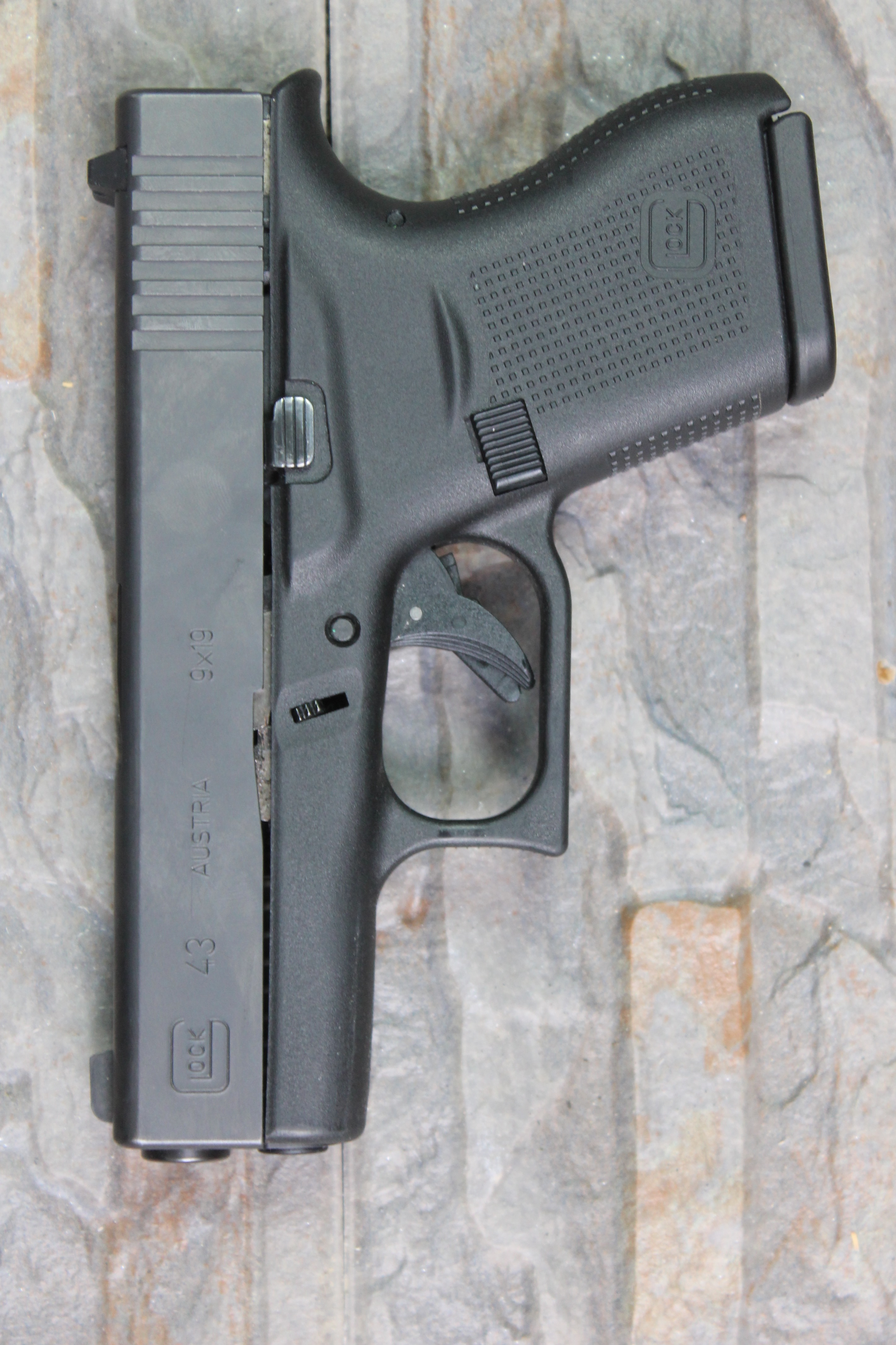 43 Best Images About Nails On Pinterest: Glock 43 Concealed Carry Handgun Review