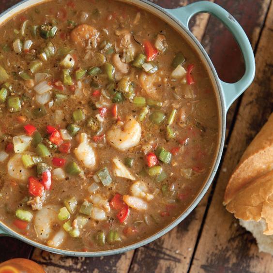 Seafood Gumbo  Louisiana Cookin