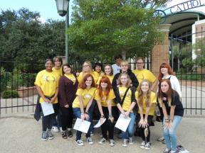 Students from Shreveport