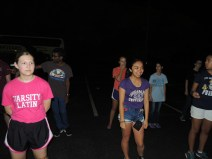 Spirit/dance practices in dark parking lots are the best!