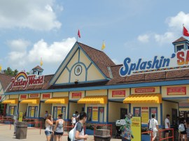 No side trip is complete without a theme park!
