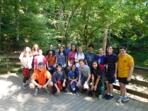 LJCL visits the surprisingly idyllic River Styx outside Mammoth Cave.