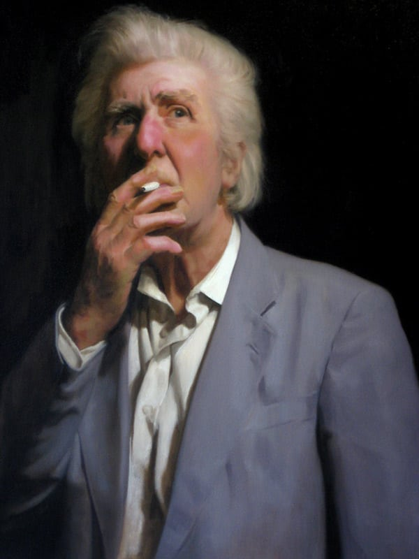 painting-of-George,-Commisssioned-in-2009.--BP-portrait-award-