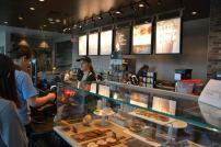 The Ekstrom Starbucks accepts flex.