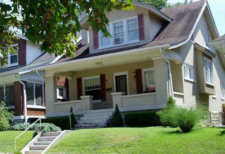 1800 Tyler, Highlands | Louisville, Kentucky. Derby Home Rental.