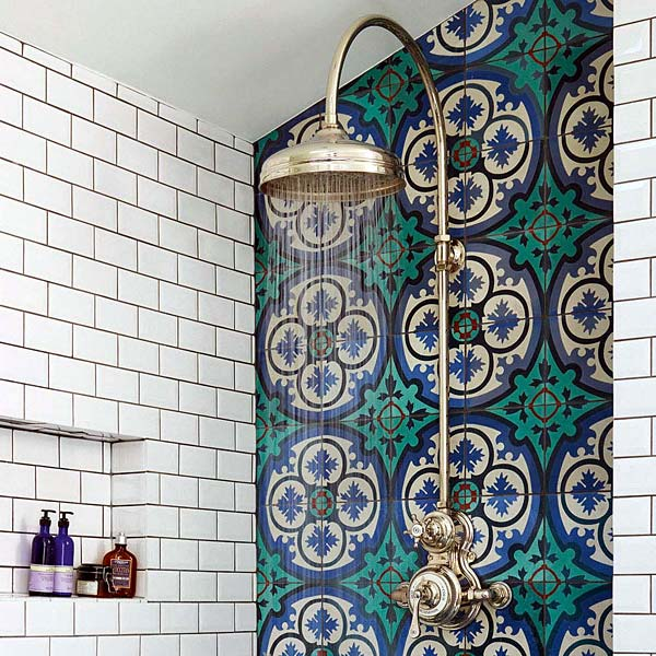 10 shower tile ideas that will
