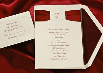 Wedding Invitations  Impressions of Louisville