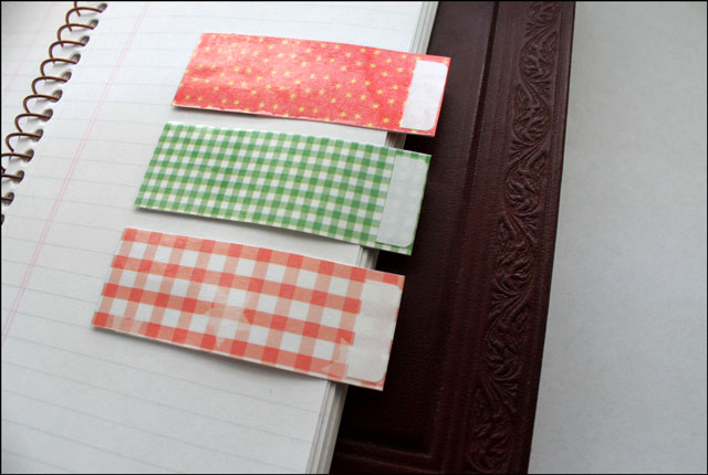 notebook divider tabs