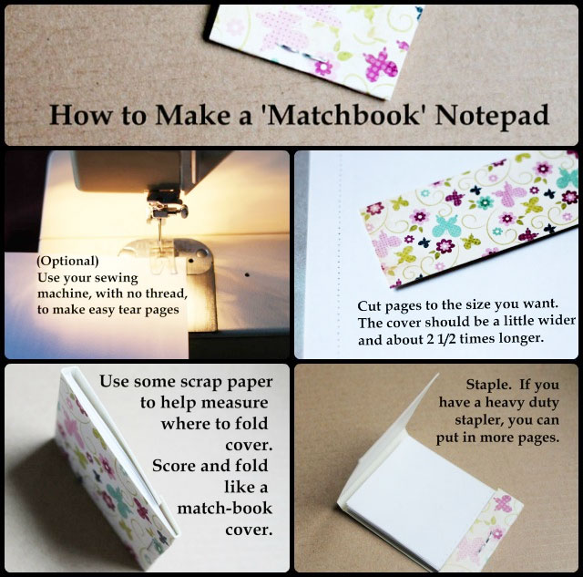 How-to-make-a-Matchbook-Notepad