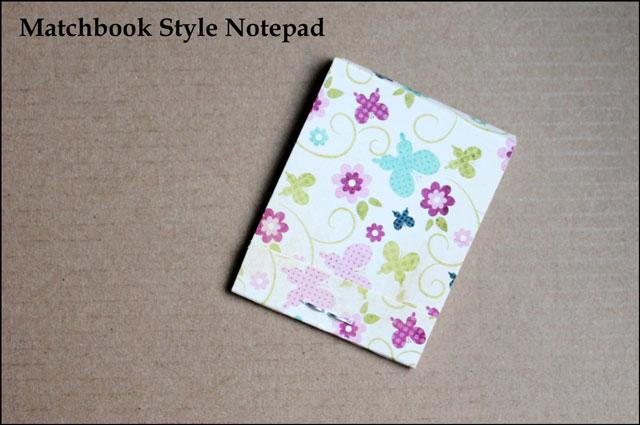 handmade-matchbook-notepad-