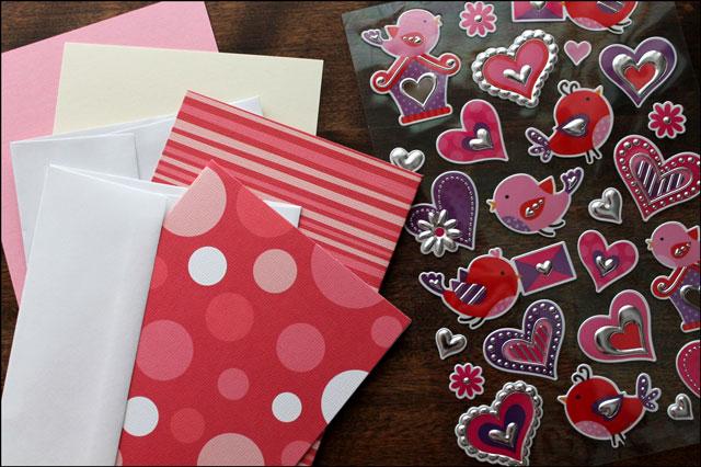 valentine-making-supplies