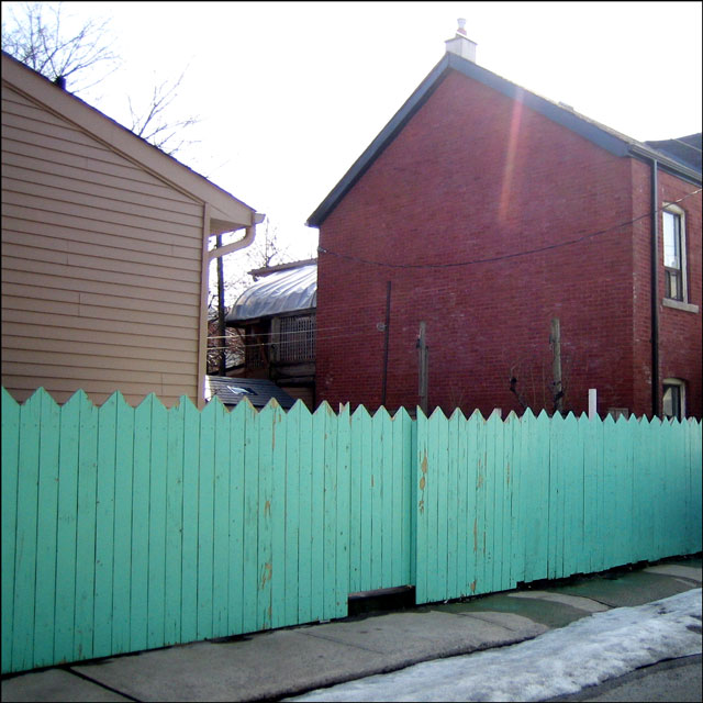 green-fence