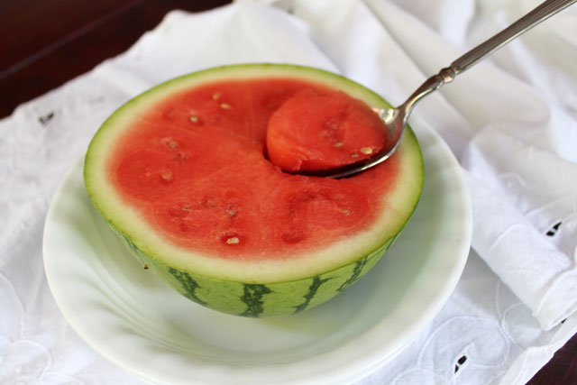 half-a-small-watermelon