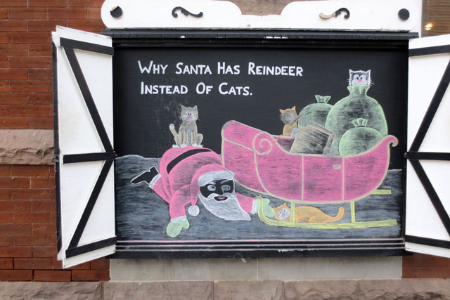 santa-cats-chalk-drawing outer layer