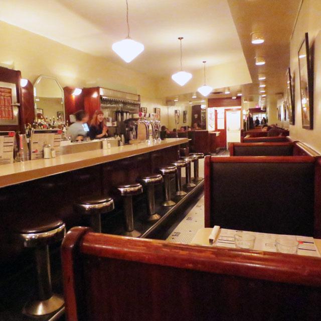 lakeview diner restaurant toronto