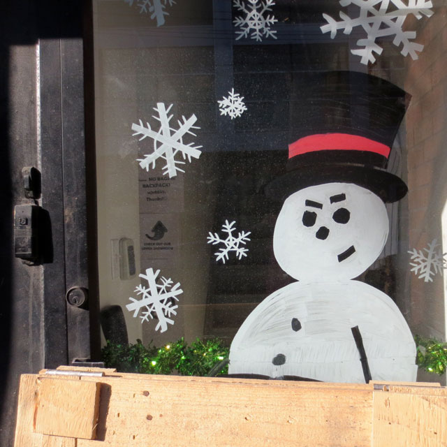 painted-snowman