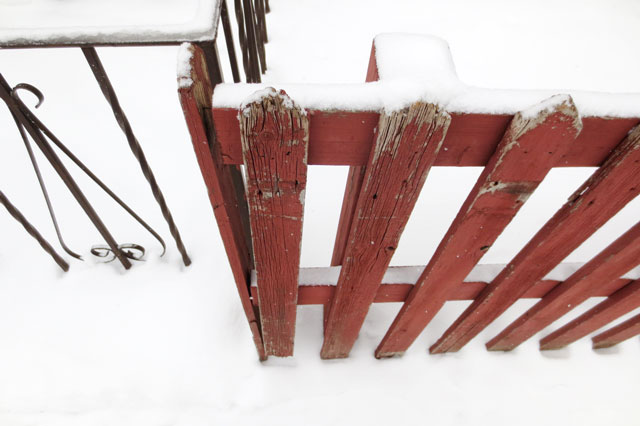 snowy-fences