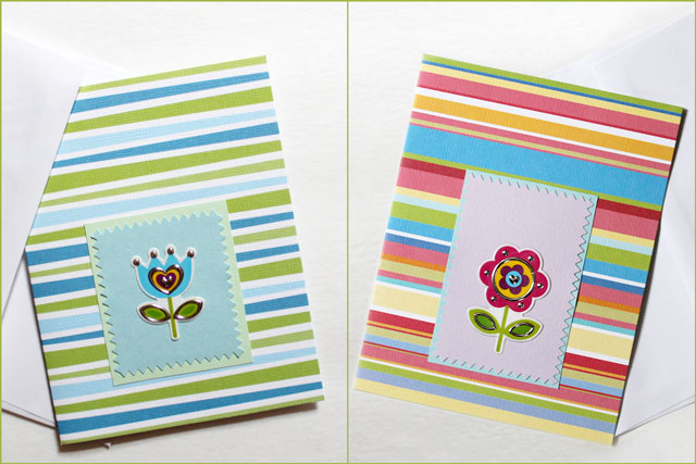 greeting-card-diy-using-flower-stickers