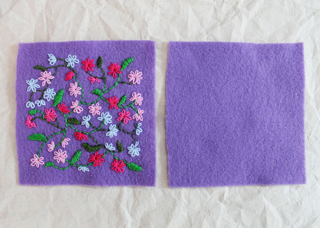 making-a-sachet-from-felt-with-hand-embroidery