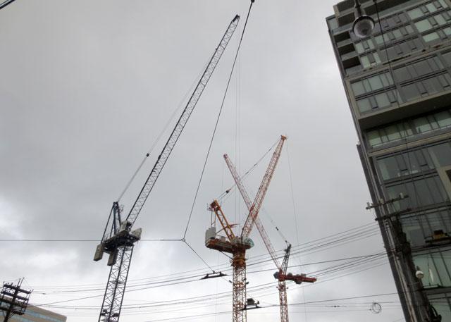 3-cranes