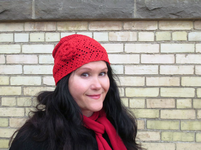 crocheted-hat