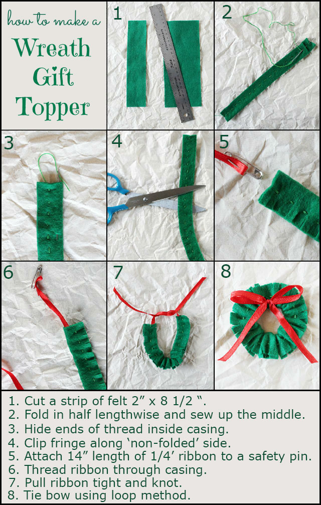 steps-to-make-christmas-wreath-gift-topper