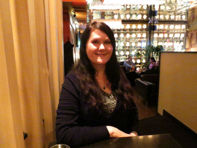 at-restaurant
