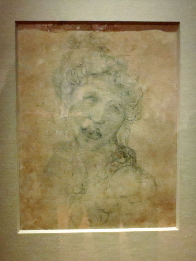 drawing-on-the-back-of-michelangelo-cleopatra-2