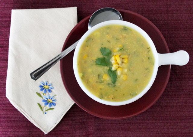 homemade-soup-curried-tuna-and-corn-chowder