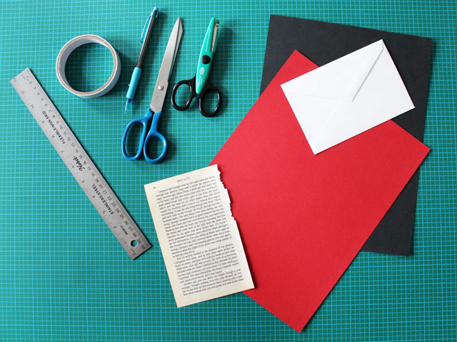 supplies-for-making-a-valentine-card