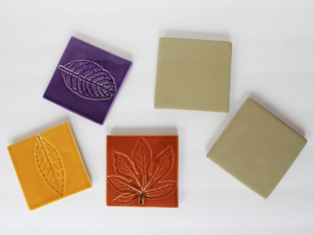 thrifted-crate-and-barrel-ceramic-coasters-and-two-plain-ones