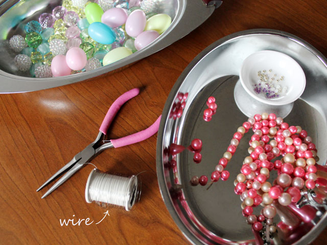 supplies-to-make-easter-hanging-ornaments-handmade-easter-decorations
