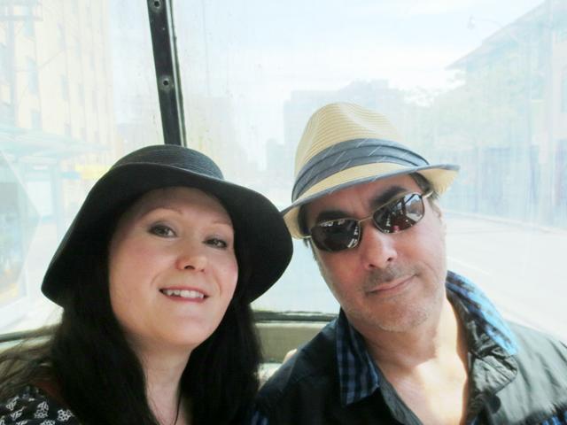 on-the-streetcar