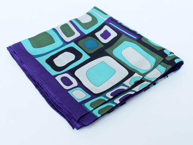 thrift-store-silk-scarf-large-square-codello