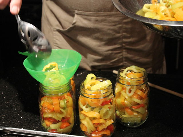 making-hot-pickled-pepper-rings-home-preserving