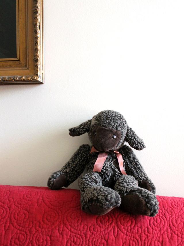 lamb-stuffed-toy