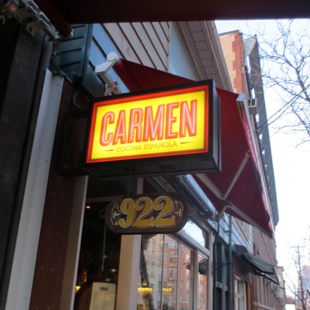 carmen-spanish-restaurant-sign-queen-street-west-toronto