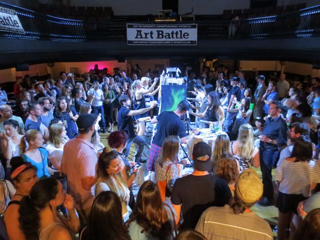 art-battle-toronto-great-hall