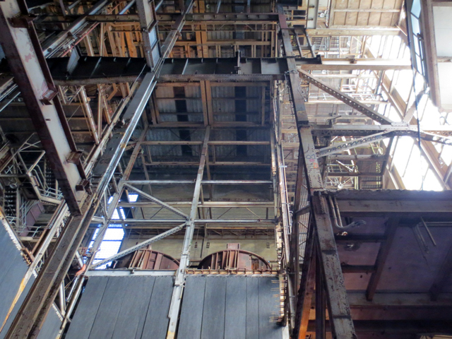 looking-up-hearn-generating-station